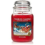 Yankee Candle Christmas Eve Large Jar Food & Spice Scent