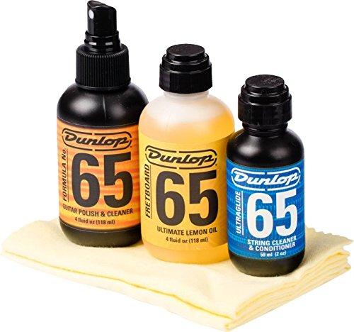 Dunlop 6504 System 65 Guitar Tech Kit (Instrument Kit Care Ultimate)