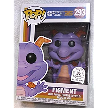 Amazon Com Figment Epcot 35th Anniversary Funko Pop Home