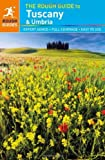 The Rough Guide to Tuscany & Umbria by Jonathan Buckley front cover
