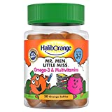 Haliborange Mr Men Omega 3 & Multivitamins X30