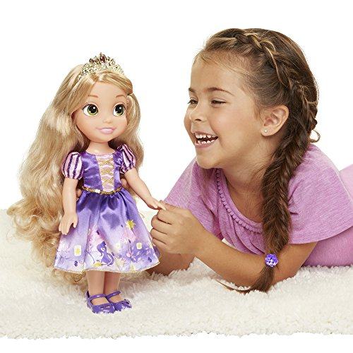 Adventures Rapunzel Doll - Disney Princess Explore Your World Rapunzel Doll Large Toddler
