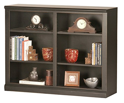 Eagle Tall Double Wide Coastal Bookcase, 36