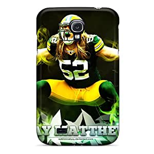 Galaxy S4 Cases With Green Bay Packers Awesome Look