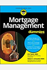 Mortgage Management For Dummies Kindle Edition
