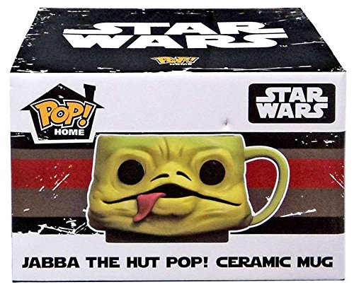 Jabba Costumes (Star Wars Smuggler's Bounty Exclusive Jabba the Hut Funko Pop! Home Ceramic Mug by Pop! Home)