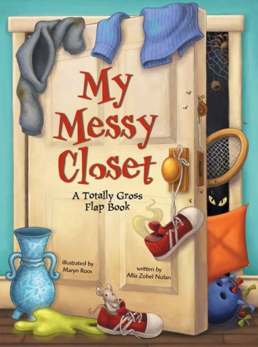 Download My Messy Closet: A Totally Gross Flap Book ebook