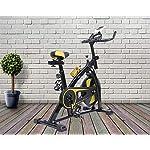519T0SfazDL. SS150 Monitore a LED per allenamento aerobico per bici da 18 kg (bottiglia di acqua inclusa in omaggio)