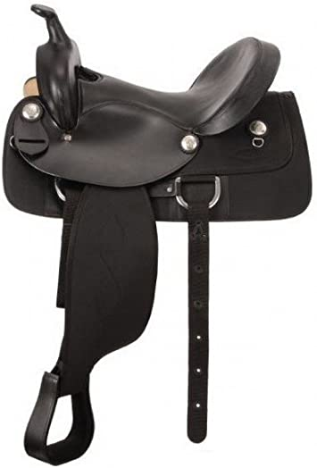 King Series Gaited SQ Synthetic Saddle