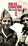 Voix endormies par Chacon