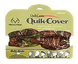 Realtree Xtra Green Camo, Multi-Use Quik-Cover (Neck Gaiter or Scarf, Headband, Skull Cap, Beanie, etc) (Realtree Xtra Green)