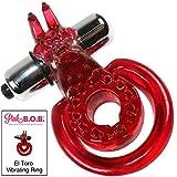 El Toro Bull Cock Ring Sex Toy Vibrator for Men Vibrating Male Penis Device