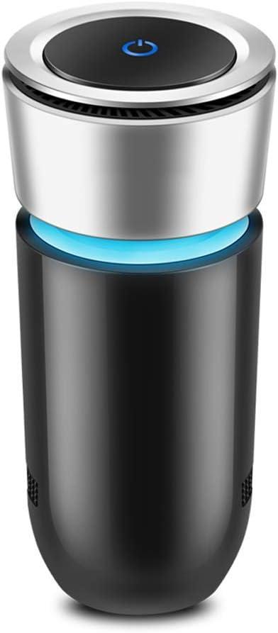 YHML Purificador de Aire para automóvil Coche con ambientador de ...
