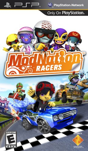 Price comparison product image ModNation Racers - Sony PSP