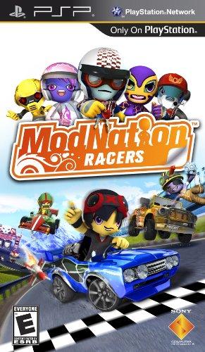 ModNation Racers Sony PSP