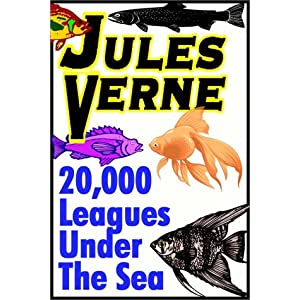 20,000 Leagues Under The Sea Jules Verne and David Case
