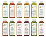 JUICE CLEANSE- 2 Day,Organic Cold Pressed Juice and Smoothie Cleanse by Running Smoothie