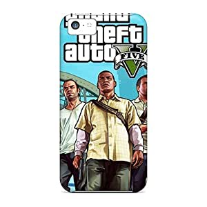 Dana Lindsey Mendez Case Cover For Iphone 5c - Retailer Packaging Gta 5the Hunt Protective Case