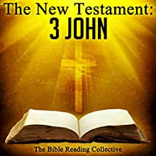 The New Testament: 3 John Audiobook by  The New Testament Narrated by  The Bible Reading Collective