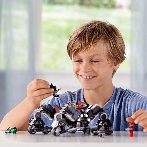 519T3yPQ9PL - LEGO Super Heroes 76086 Knightcrawler Tunnel Attack (622 Piece)