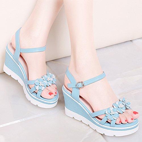 KHSKX-New Women Sandals In Summer Thirty-nine
