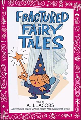 Book Fractured Fairy Tales