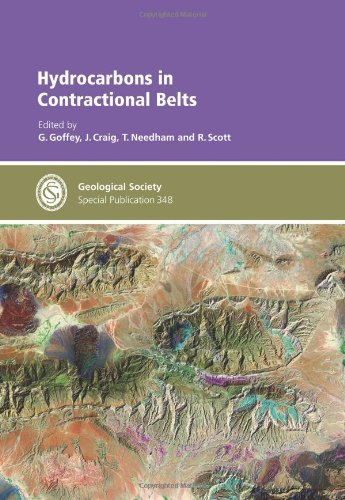 Hydrocarbons in Contractional Belts - Special Publication 348 (Geological Society Special Publication)