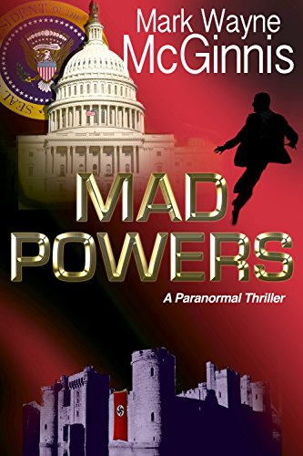 Mad Powers (Tapped In Book 1) by [McGinnis, Mark Wayne]