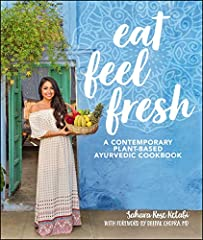 Bring your body into balance with over 100 healing recipes for a modern Ayurvedic lifestyle.       The ancient science of Ayurveda teaches that food is divine medicine with the power to heal--but the best foods for one person may not b...
