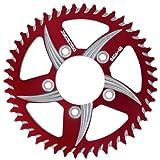 Vortex (435ZR-48) Red 48-Tooth 520-Pitch Rear Sprocket