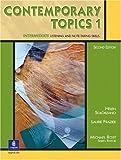 Contemporary Topics 1 9780130948533