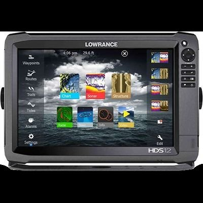 Cheap Lowrance HDS12 GEN3 Totalscan Bundle