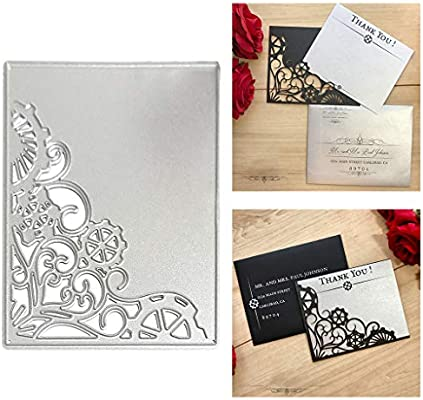 Awesome DIY Cutting Dies Stencil Scrapbooking Album Paper Card Embossing Craft
