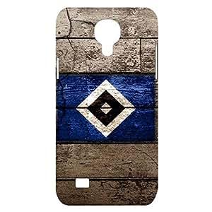 Hamburger SV Phone Case Pretty VintageBundesliga Football Club Logo 3D Mobile Phone Case For Samsung Galaxy S4 Mini
