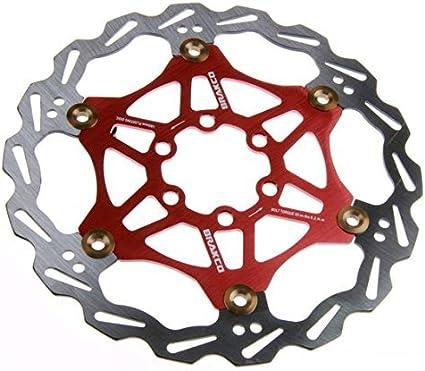 MTB Bike Brakes Caliper Hydraulic Mechanical pull Front Rear  Rotor 160//180//203