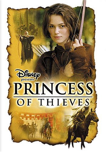 Princess of Thieves Keira Knightley Malcolm McDowell Stephen Moyer Stuart Wilson