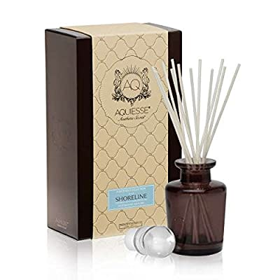 Aquiesse reed Diffuser Gift Set- French oak Currant É