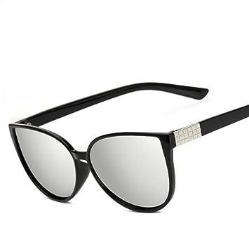 HYUHYU Gafas De Sol De Mujer Y Hombre con Diamantes ...