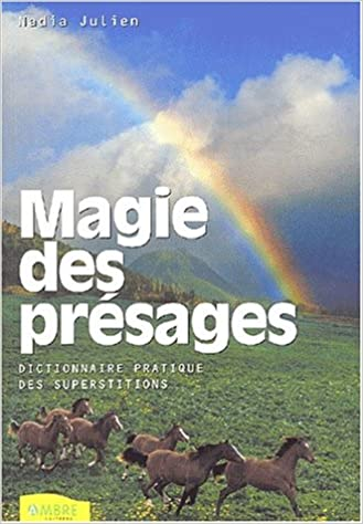 Lire Magie des présages pdf, epub