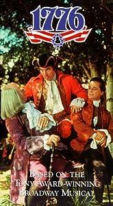 Amazon.com: 1776 [VHS]: William Daniels, Howard Da Silva ...