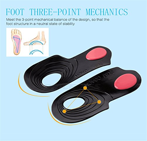 O/X Type Leg Orthopedic Insole, Correction Orthotic Support Heel Inserts, Feet Corrective Pads(L) by Price Xes (Image #7)