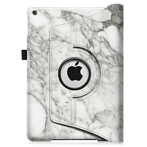 Fintie iPad mini 1/2/3 Case - 360 Degree Rotating Stand Case Cover with Auto Sleep / Wake Feature for Apple iPad mini 1 / iPad mini 2 / iPad mini 3, Marble Photo #5