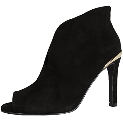 Steven Women's Dahlya Open Toe Booties