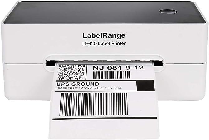 LabelRange 300DPI Thermal Label Printer