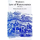 Wisdom's Law of Watercourses