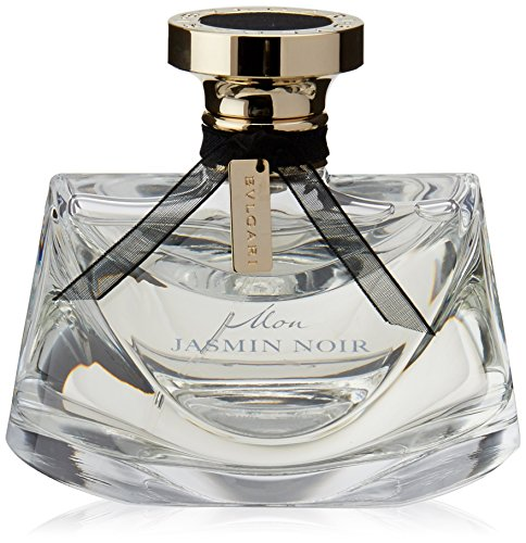 Bvlgari Mon Jasmin Noir Eau de Toilette Spray for Women, 2.5 Ounce