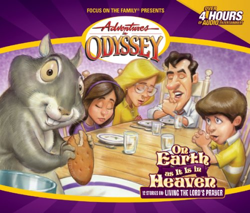 On Earth As It Is In Heaven (Adventures in Odyssey)