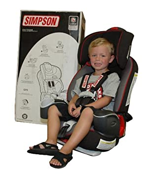 Simpson 94000 Tyler Forward Rear Facing Child Safety Seat