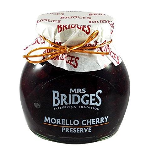 Mrs Bridges Morello Preserve, Cherry, 12 (Specialty Grocery)