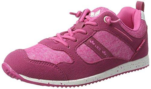 Leeds Damen Pink Sneakers Lico Pink Weiss qgnfdTx